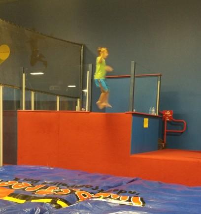 Stuntman Jump