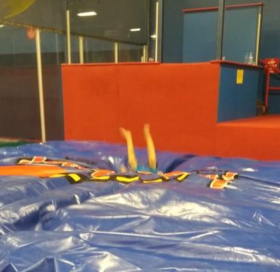 SUPER soft landing