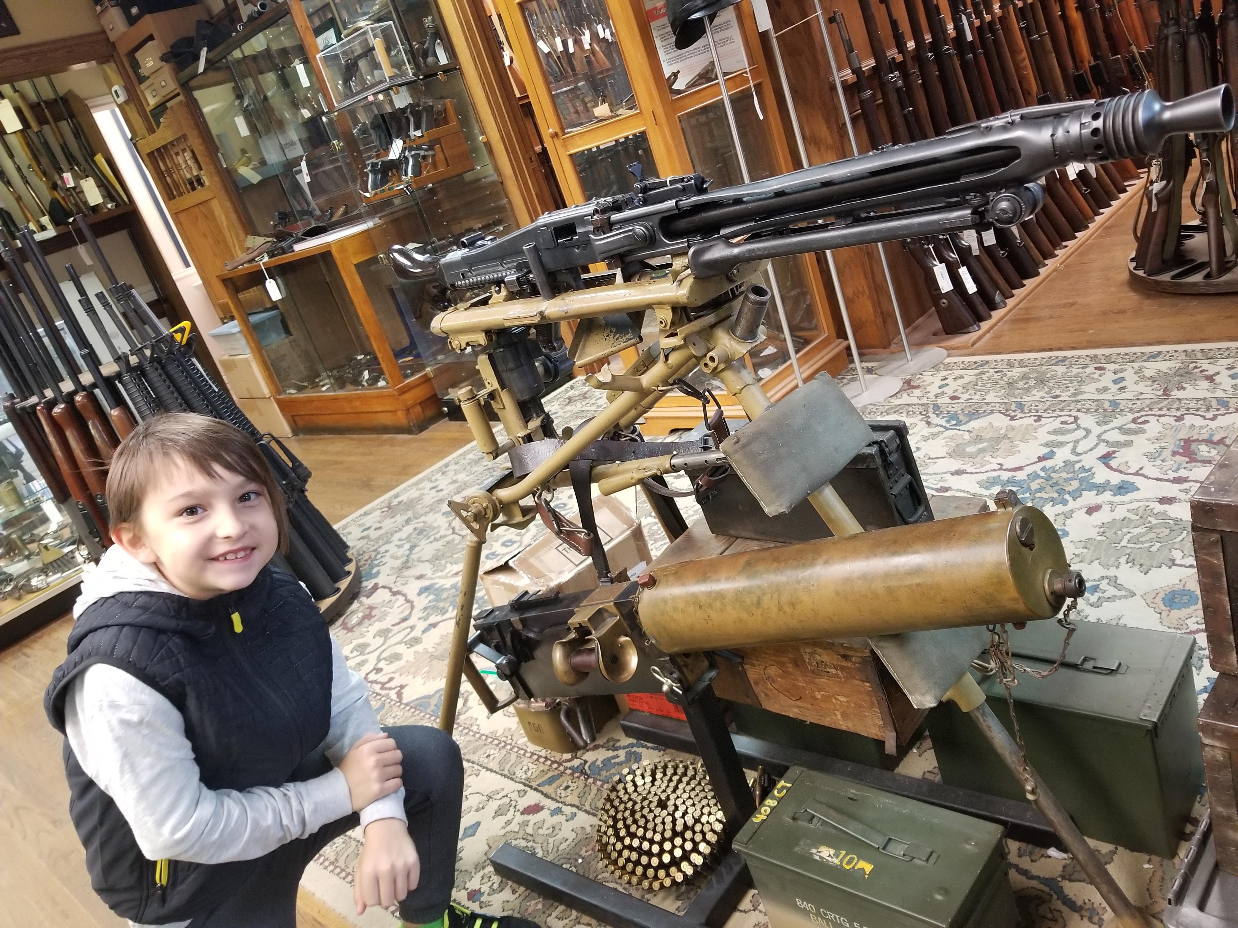 AR Code MG42, Berlin-Borsigwalde, Mauser-Werke.