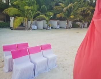 Beach Side Wedding Arch