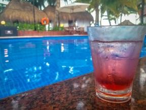 Poolside Cocktails.