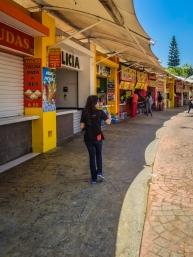 Food vendors & Nikky